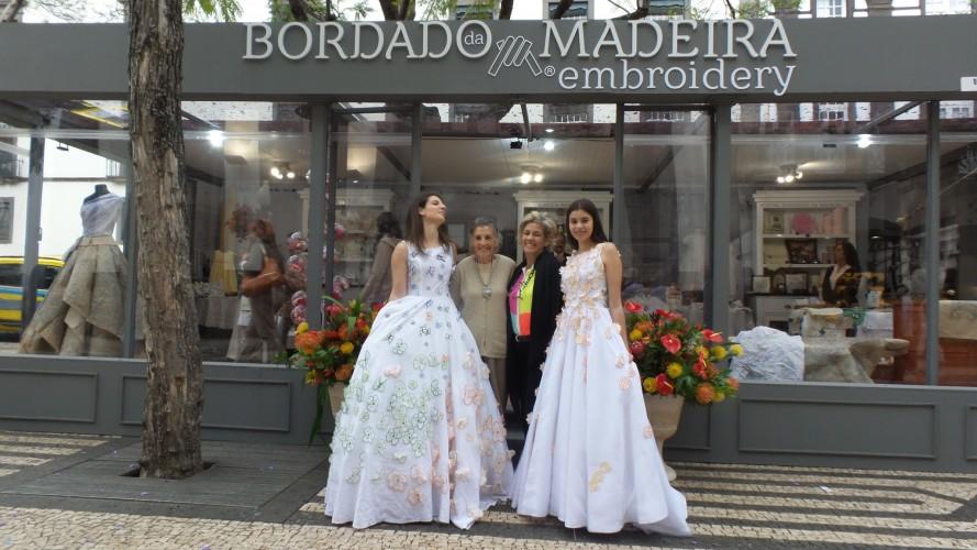 Bordado Madeira e Artesanato Regional na Festa da Flor 2019