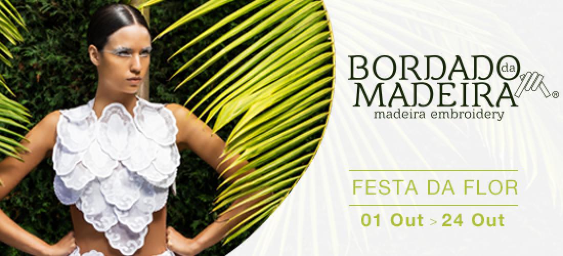 Bordado e Artesanato da Madeira presentes na Festa da Flor